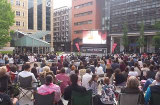 Brindleyplace Film Festival 2016