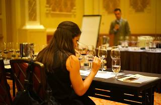 Wine master class by Valbuena