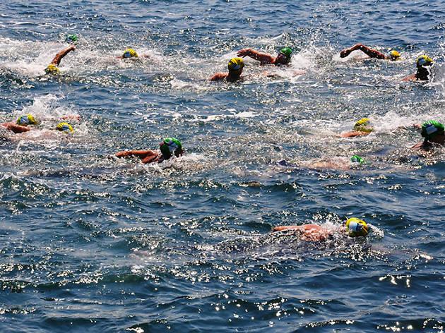 boğaziçi yüzme