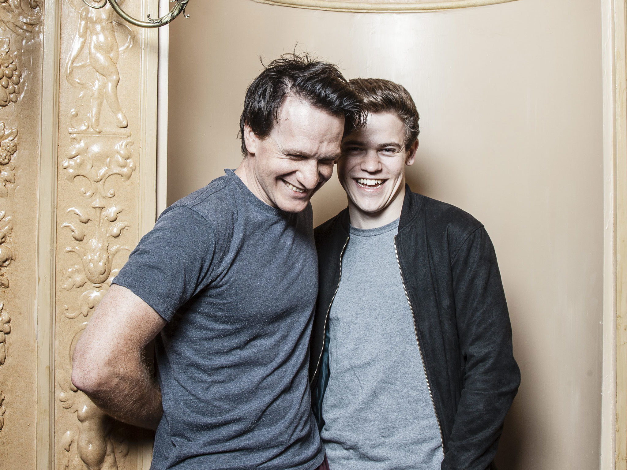 Potter and Son interview