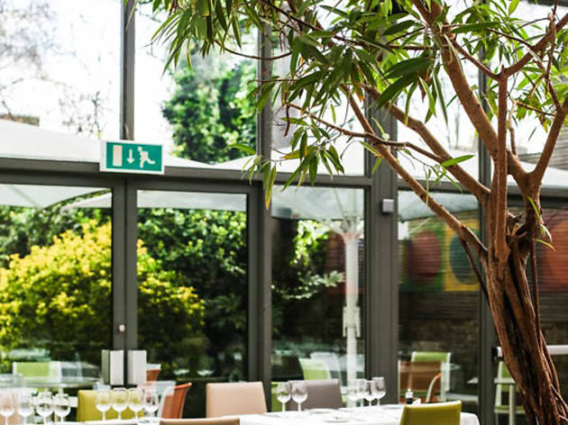 Best gardens in London, Frederick's