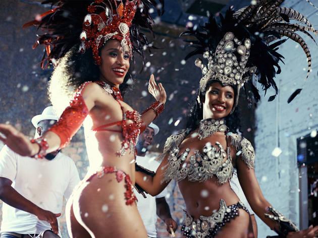 Generic Rio Samba Girls 01