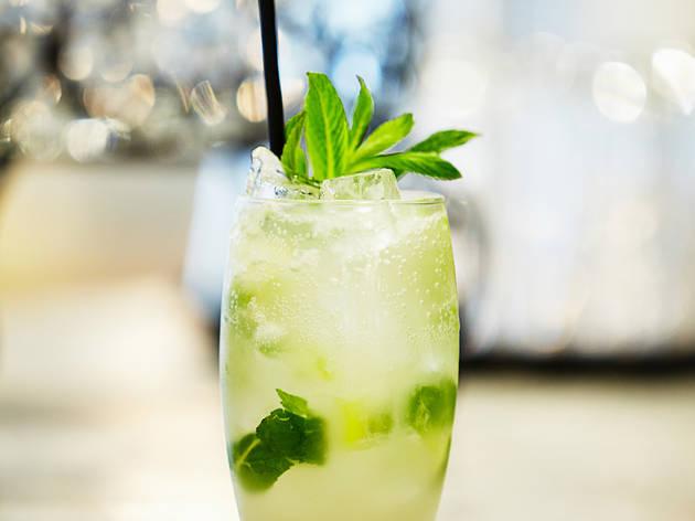 Cocktail at Newtown Social Club