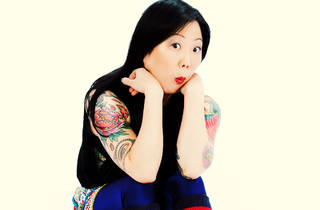 Margaret Cho 2014 image courtesy Adrian Bohm Presents 2016 photographer credit Pixie Visions Productions