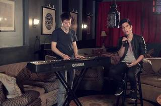 Sam Tsui and Kurt Hugo Schneider live in KL