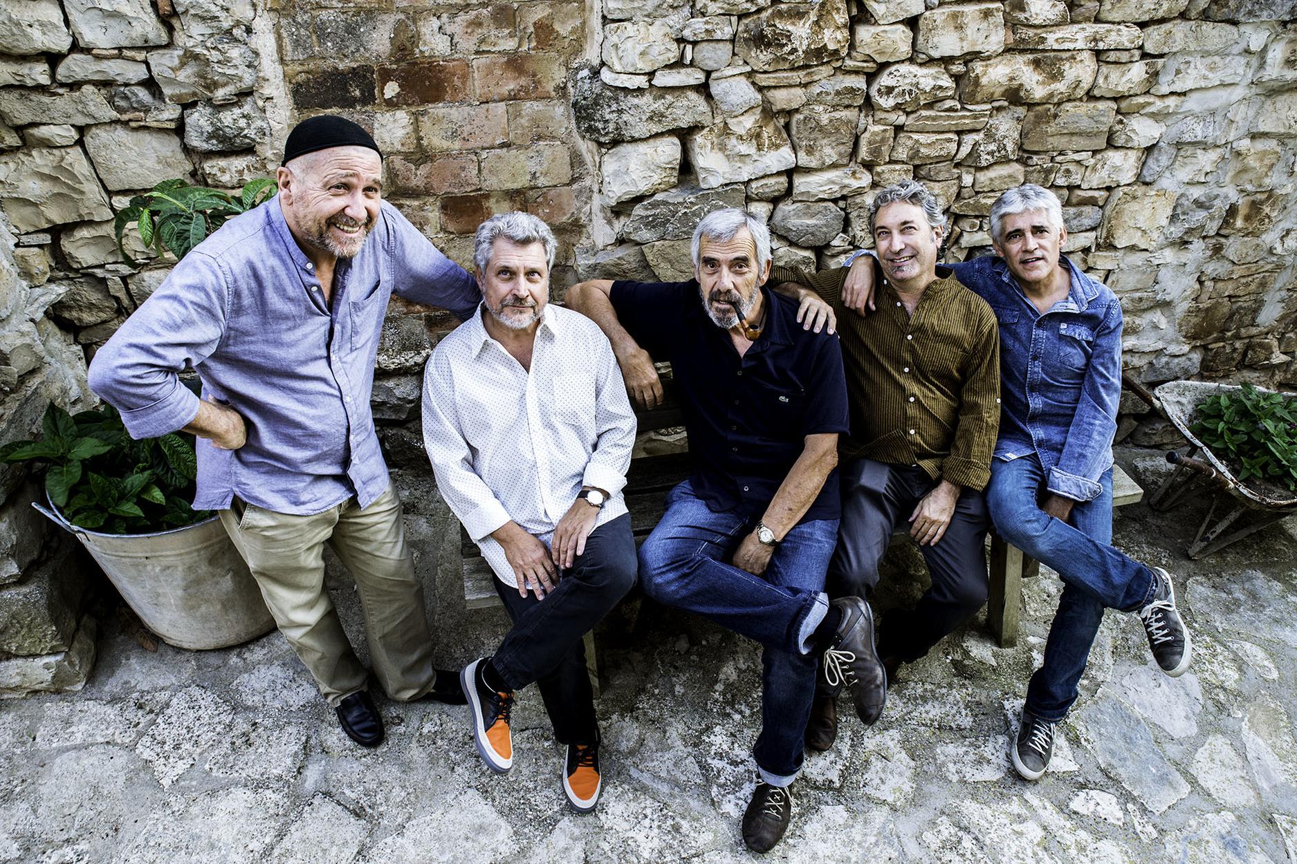 Mas i Mas Festival 2016: Manel Camp Quartet & Joan Crosas
