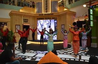 Raya Klasik at Sunway Putra Mall