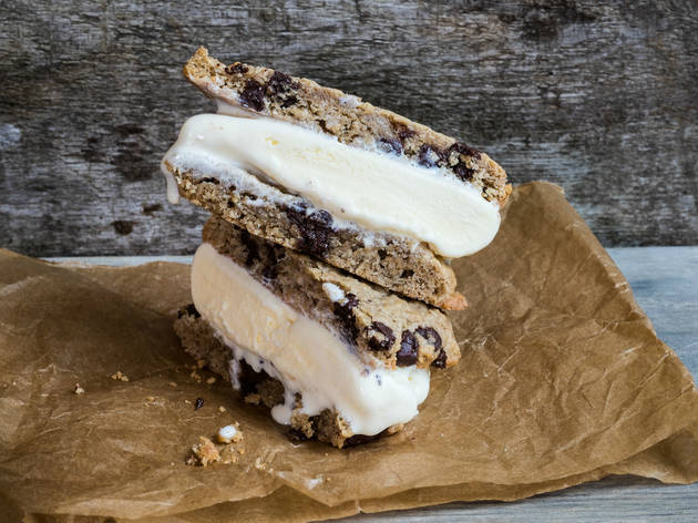 Potbelly - Best Ice Cream Sandwiches