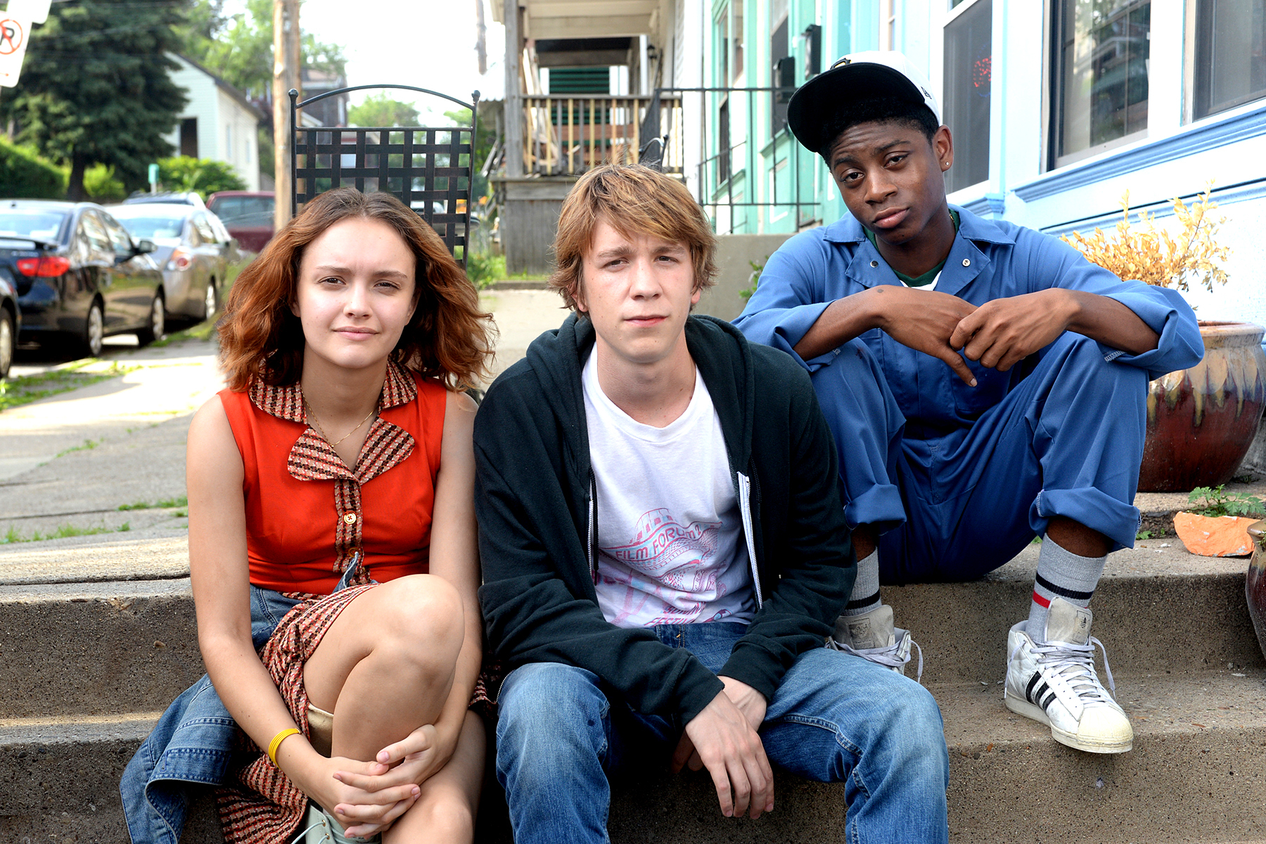 Me & Earl and & Dying girl