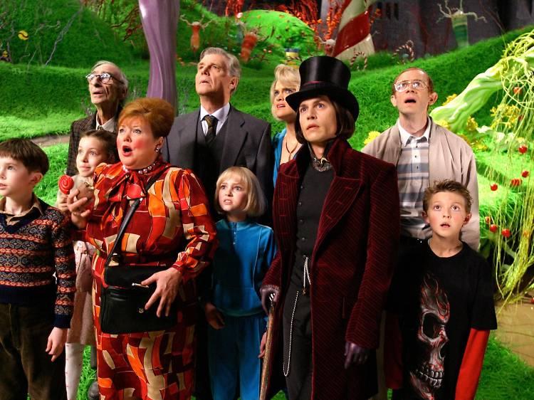 'Charlie i la fàbrica de xocolata' (2005), de Tim Burton