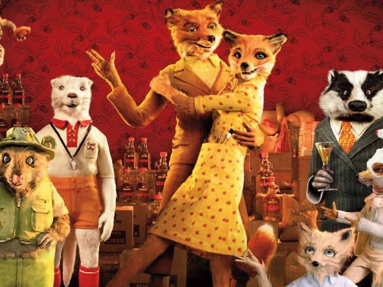 'Fantastic Mr. Fox' (2009), de Wes Anderson