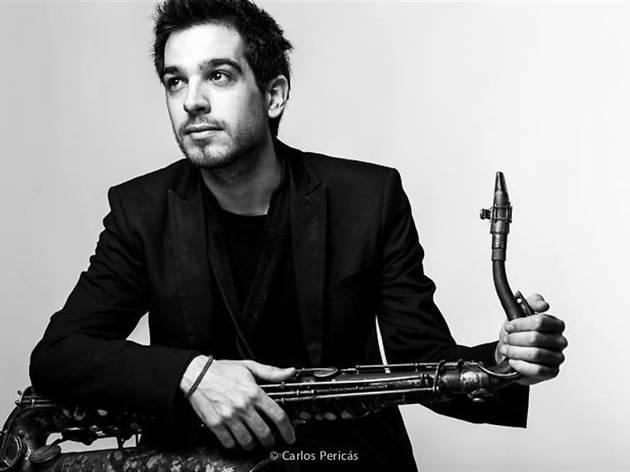 Jazz Festival L'Estartit 2016: Gabriel Amargant Quintet