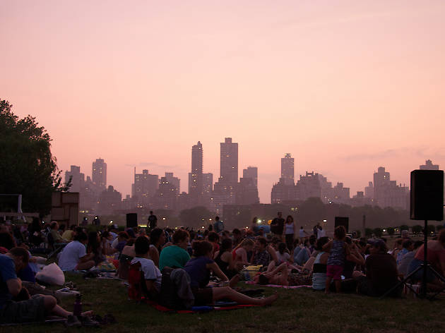 Free outdoor screenings return to Socrates Sculpture Park in July