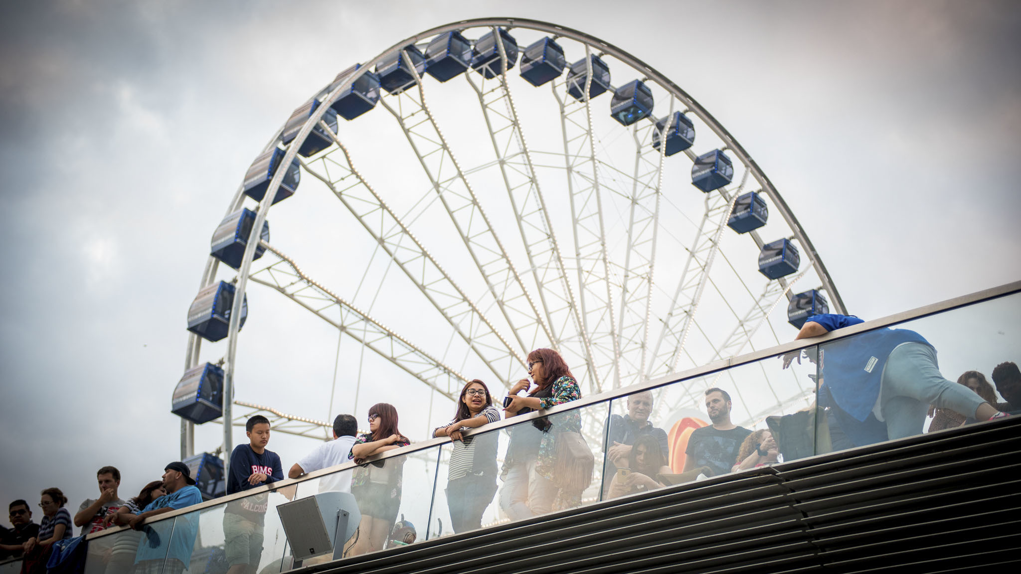 Navy Pier celebrates 100 years and it's never looked better