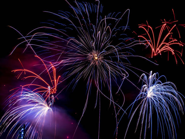Best Places to Watch 4th of July Fireworks in Chicago This Year