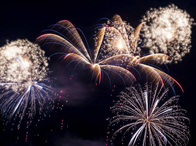 Where to see Fourth of July fireworks around Chicago