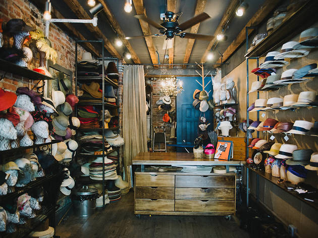 The best hat stores in NYC