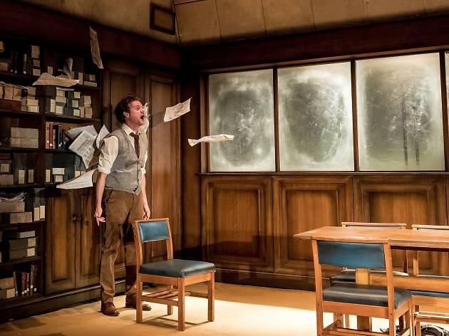 Tickets to '1984' at the Playhouse Theatre