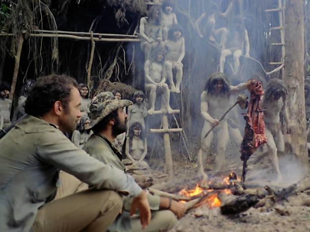 Verano caníbal: Antropófagos y cine