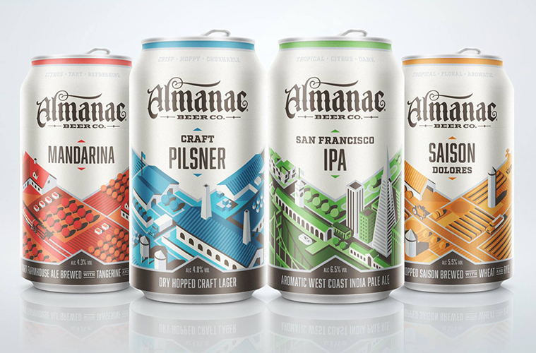 Best new craft beers to try july 2016 with ipas and sour for Craft beer san francisco