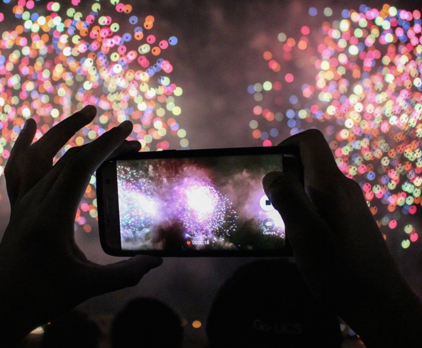 Top Instagram photos of Macy's 4th of July Fireworks 2016