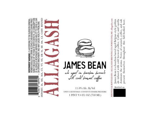 James Bean beer, Allagash