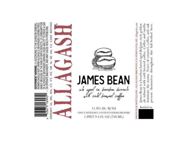 James Bean, Allagash Brewing Company, Portland, ME