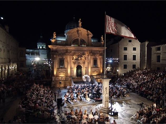 Ten great things to do in Dubrovnik in August
