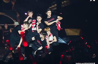 IKON - IKONCERT 2016 'SHOWTIME TOUR' in Bangkok 02