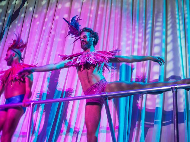 New York School of Burlesque: Essential Burlesque
