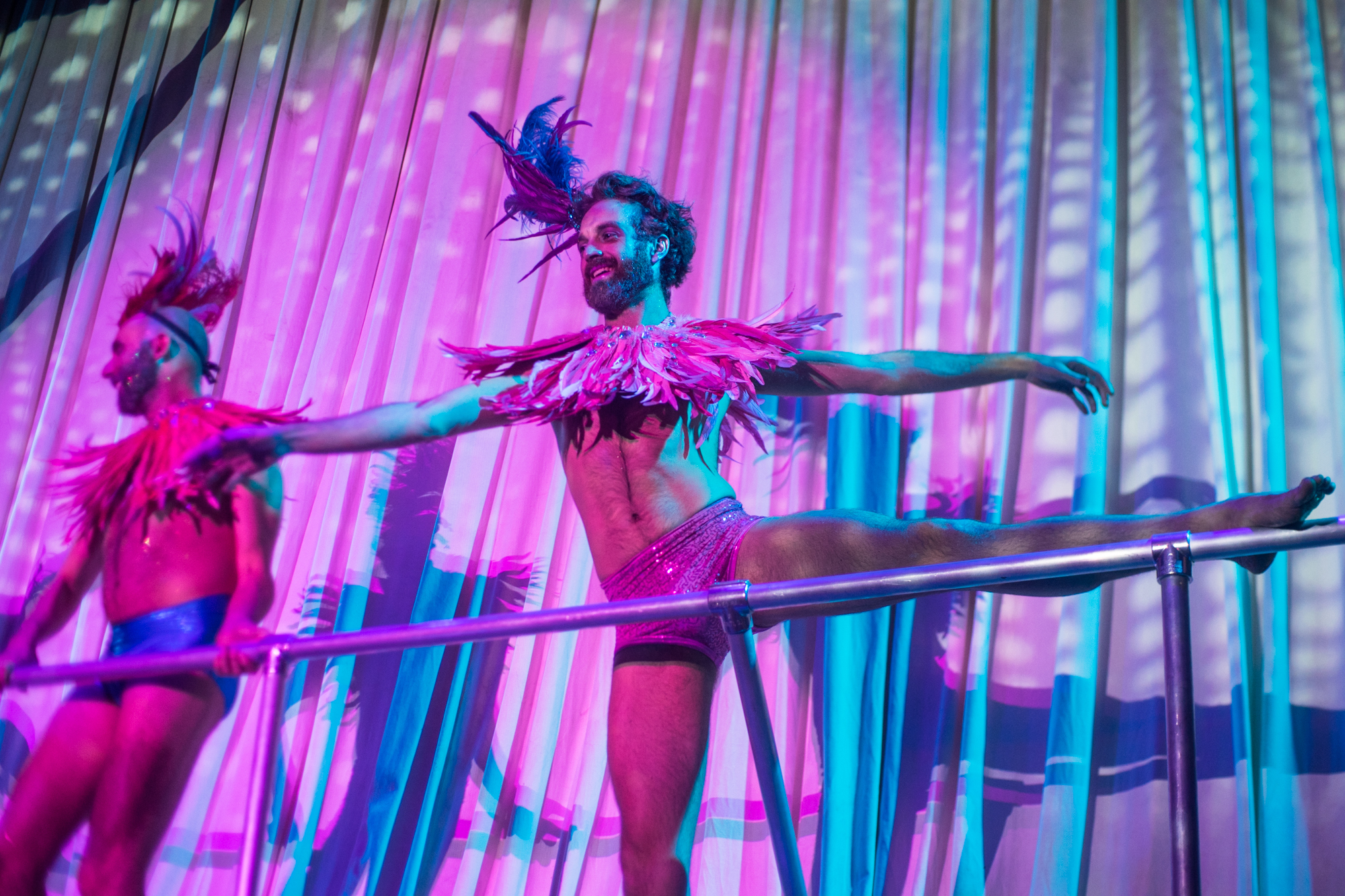 Classes in NYC from burlesque dance to parkour to cooking Time Out New York School of Burlesque  Essential Burlesque