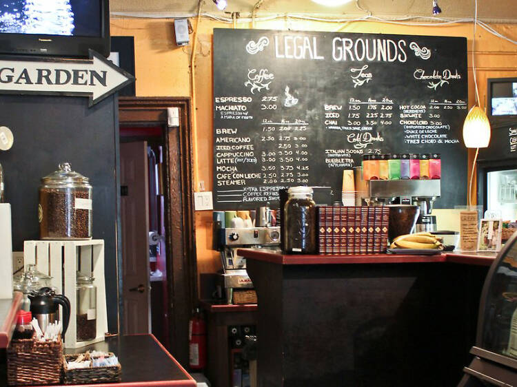 Legal Grounds Coffee Co.