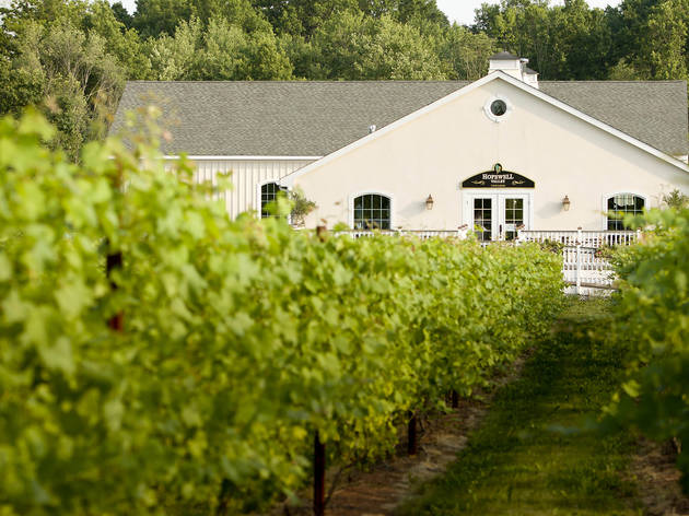Hopewell Valley Vineyards, Pennington