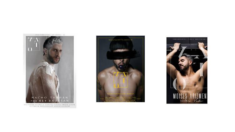 Revista digital dirigida a la comunidad gay, Vato Magazine