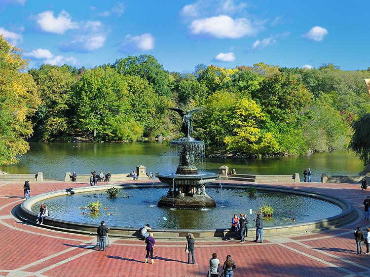 Central Park TV and Movie Sites Tour