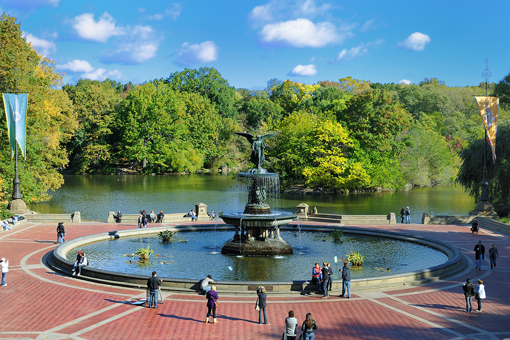 Best New York tourist attractions: Central Park