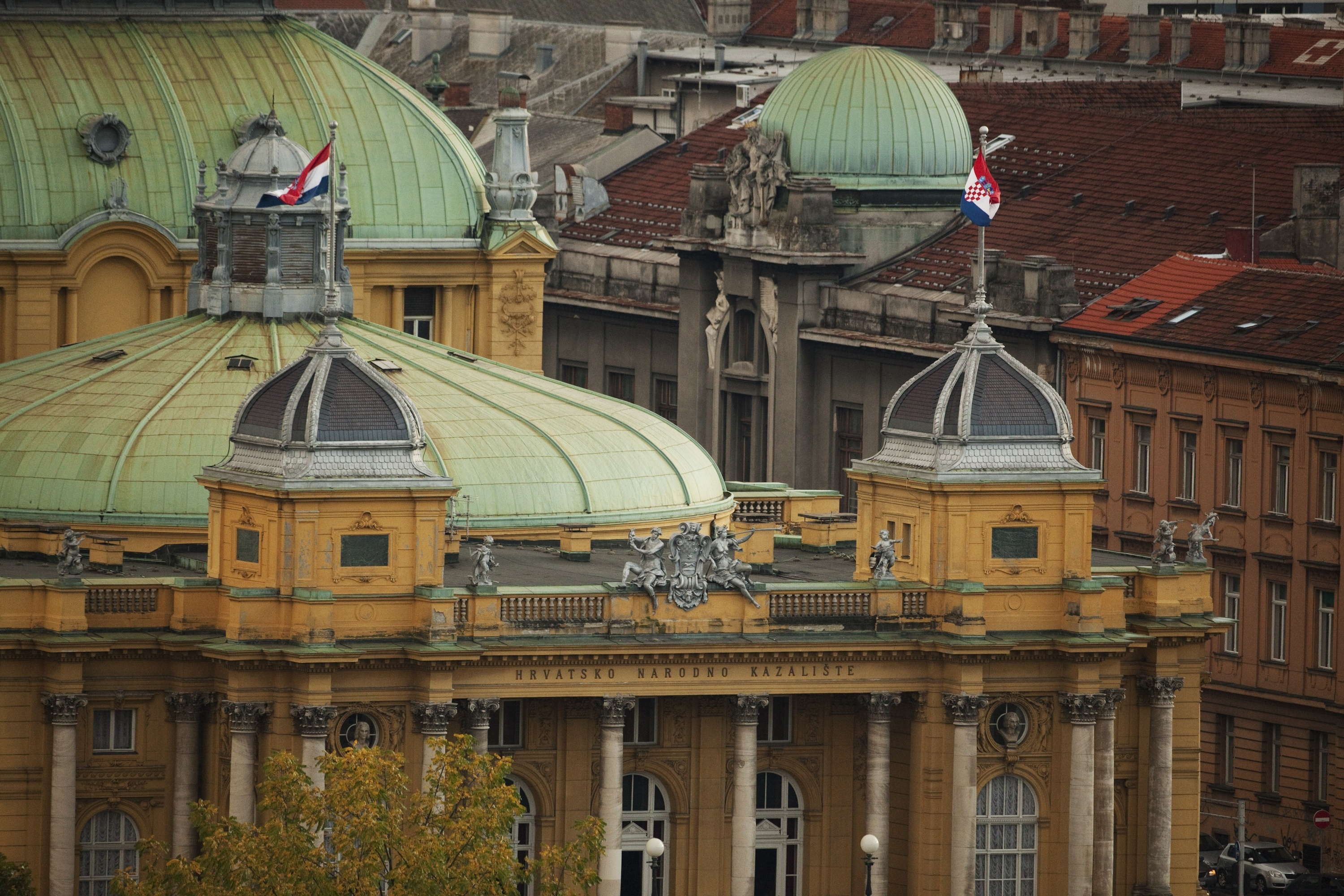 Croatian National Theatre