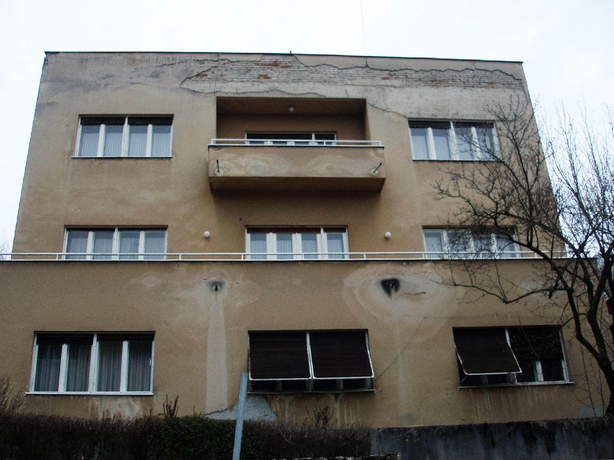 Novakova Ulica (1932-38)