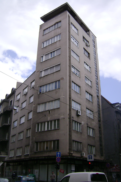 Löwy House (1933) – Masarykova 22
