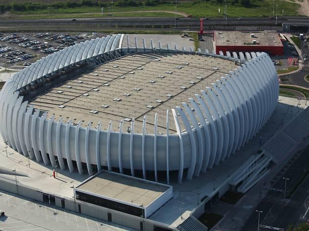 Arena Zagreb (2009) –  Lanište
