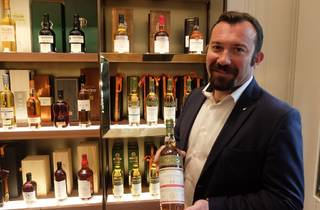 (Un Glenrothes 19 ans, embouteillage Hunter Laing & Co pour The Whisky Shop © Nicolas Hecht)