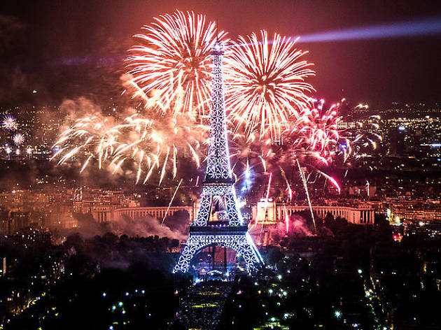 The 16 best annual events in Paris