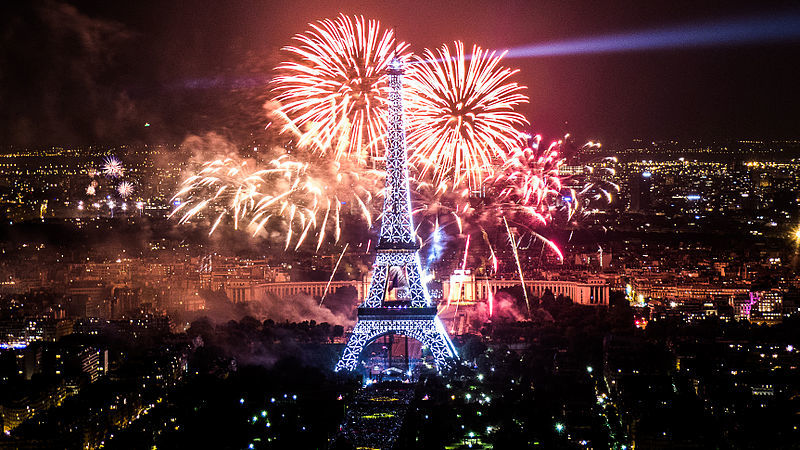 16 unmissable annual events in Paris