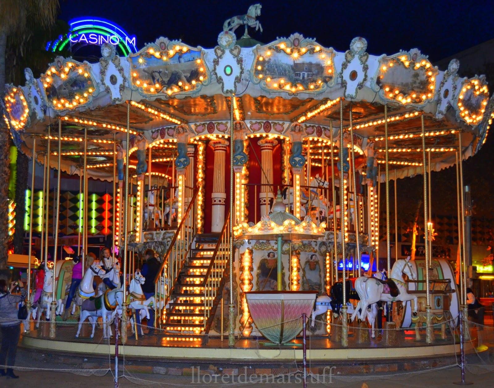 Pugem al Carrousel!