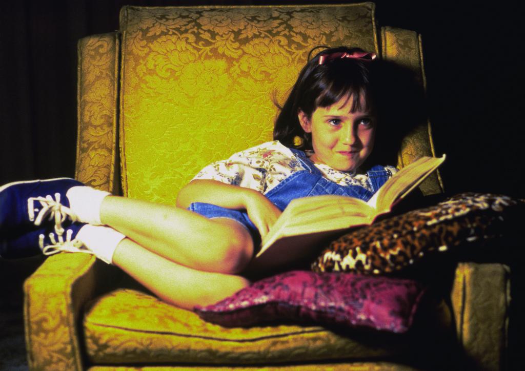 Roald Dahl movies: Matilda