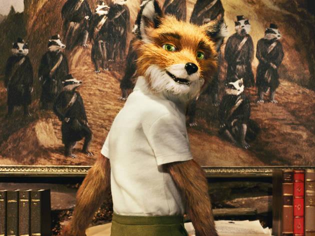 Roald Dahl movies: Fantastic Mr Fox