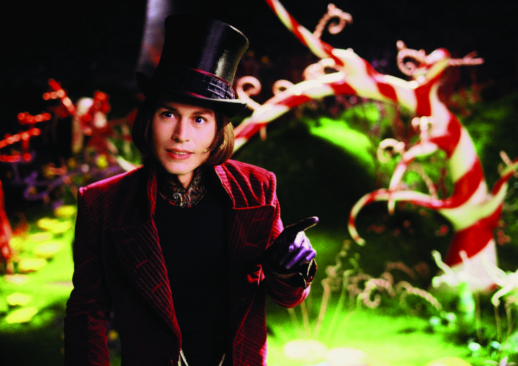 Roald Dahl movies: Charlie and the Chocolate Factory