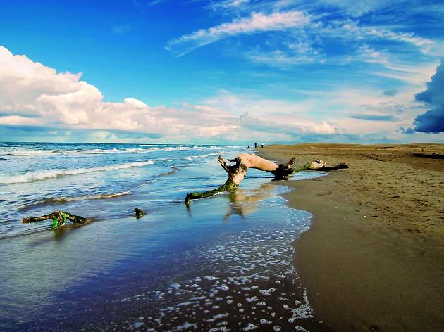 Playas salvajes de Cataluña