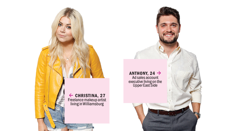 Christina and Anthony