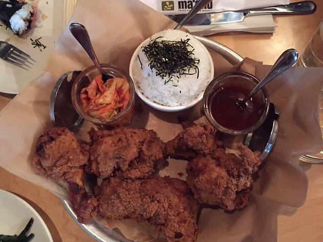 Ma'Ano Fried Chicken & Whisky